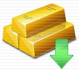 Giá vàng, tỷ giá 18/1/2018: Vàng sụt giảm rất mạnh