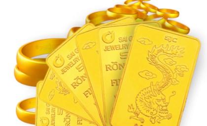 Giá vàng ngày 19/2/2018 tăng liên tục, đắt lên từng ngày