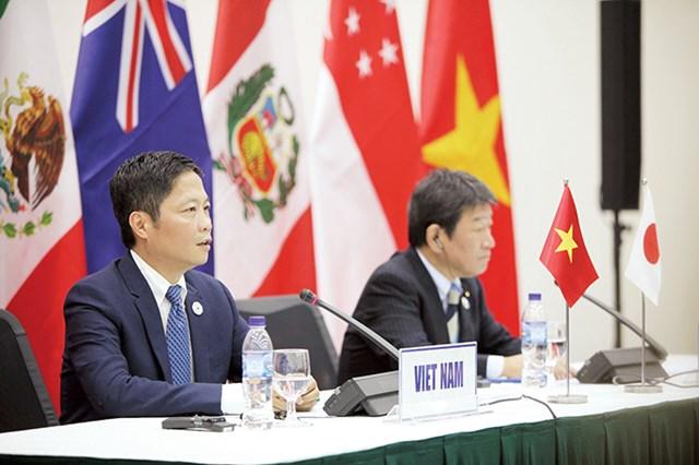 Bộ trưởng Bộ Công Thương: Tác động tích cực của CPTPP tương đối toàn diện