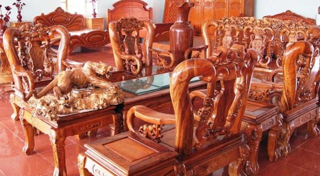 Cơ hội giao thương về đồ gỗ và trang trí nội thất