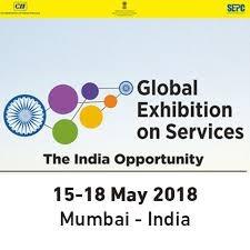 15-18/5: Hội chợ triển lãm quốc tế về Dịch vụ 2018 tại Mumbai, Ấn Độ