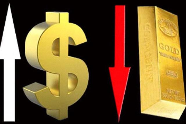 Giá vàng, tỷ giá 28/3/2018: Vàng giảm mạnh
