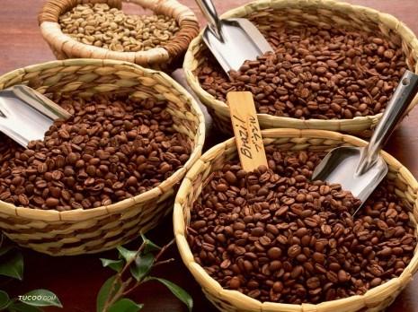 Giá cà phê tuần đến 18/3/2018 giảm