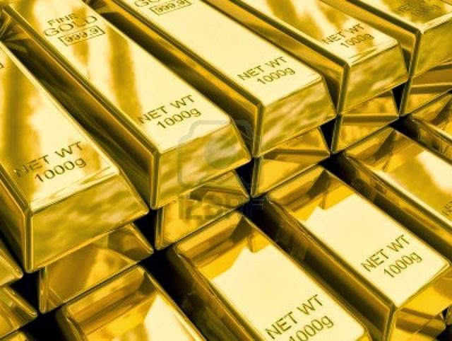Giá vàng, tỷ giá 12/4/2018: Vàng tăng vọt lên 37,06 triệu đồng lượng