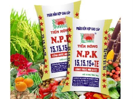 Doanh nghiệp Indonesia tìm mua 3000 tấn phân bón NPK
