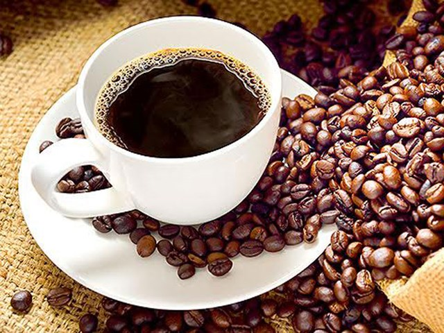 Giá cà phê ngày 5/5/2018 giảm