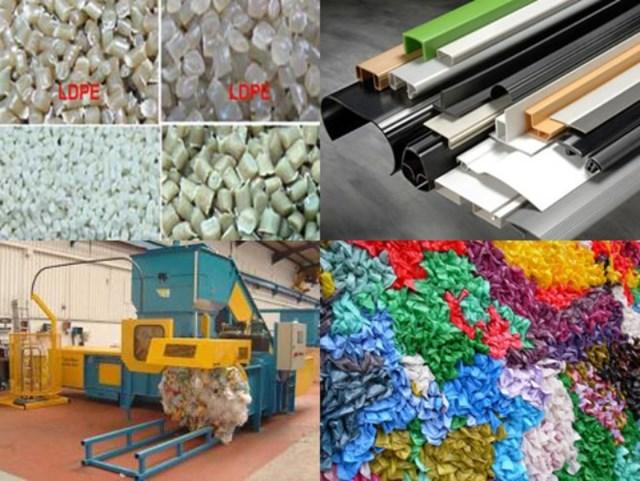 Nguyên liệu nhựa nhập khẩu tăng mạnh nhất từ thị trường Ấn Độ