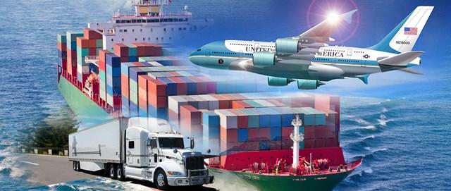 Sơ bộ xuất khẩu hàng hóa 4 tháng đầu năm 2018