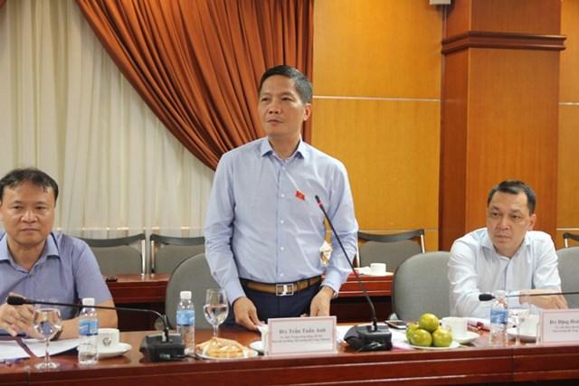 Đoàn kiểm tra của Ban Bí thư làm việc với Bộ Công Thương quán triệt NQ 18 và 19