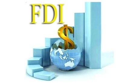 Vốn đầu tư nước ngoài vào Việt Nam 6 tháng đầu năm 2018 tăng 5,7%