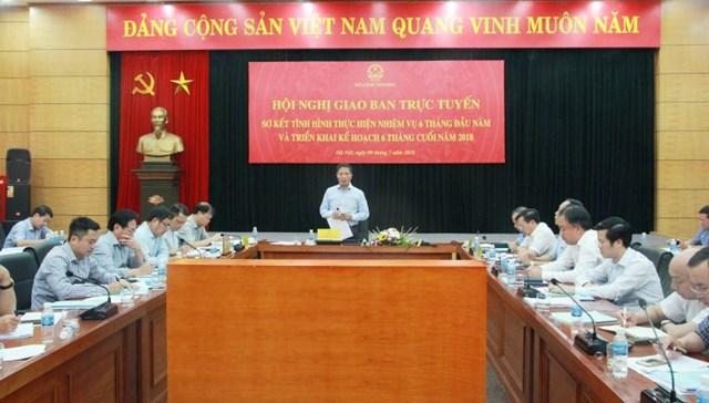 Bộ Công Thương sơ kết nhiệm vụ 6 tháng đầu năm và kế hoạch 6 tháng cuối năm