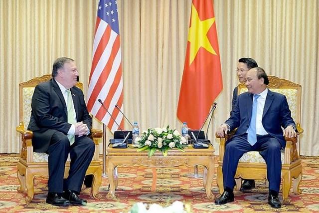 Hợp tác kinh tế - thương mại tiếp tục là động lực của quan hệ Việt Nam - Hoa Kỳ