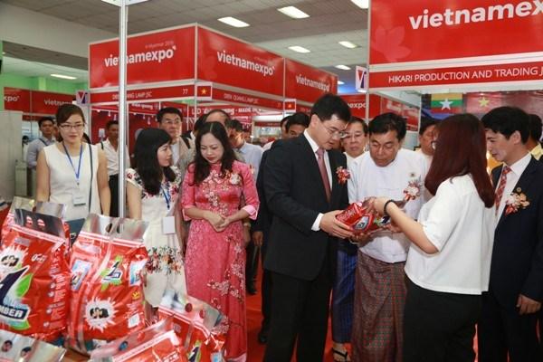 Nhật Bản muốn đẩy mạnh xuất khẩu sang Việt Nam