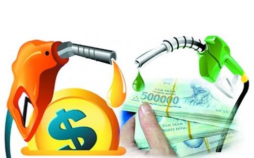 Giữ ổn định giá các mặt hàng xăng