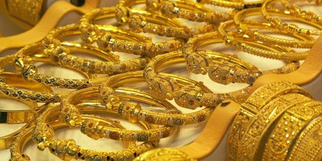 Giá vàng, tỷ giá 20/8/2018: Vàng giảm nhẹ, USD giảm