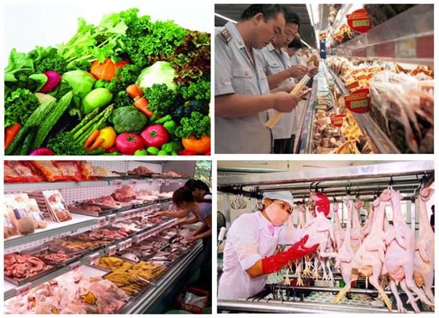 Ngăn chặn hàng hóa nhập khẩu không đảm bảo an toàn thực phẩm