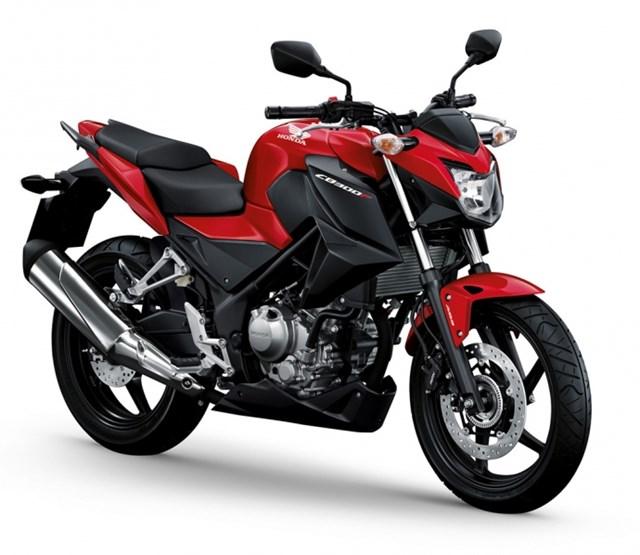 Bỏ quy định cấp giấy phép NK tự động xe máy phân khối lớn 175 cm3 trở lên
