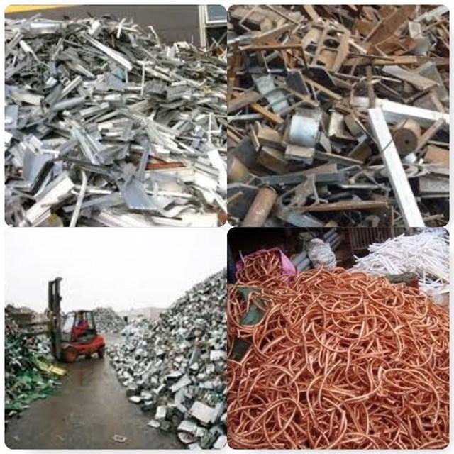 Nhập khẩu sắt thép phế liệu từ hầu hết các thị trường đều tăng