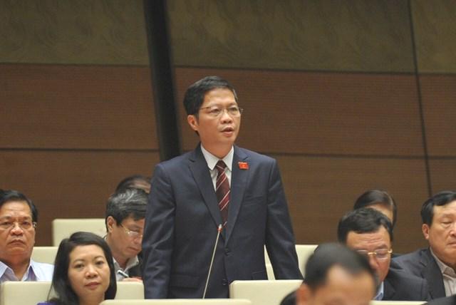 Bộ trưởng trả lời chất vấn về các biện pháp phòng vệ thương mại
