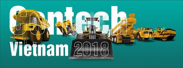 5-8/12:Triển lãm Quốc tế về Xây dựng, Công nghiệp Mỏ & Giao thông