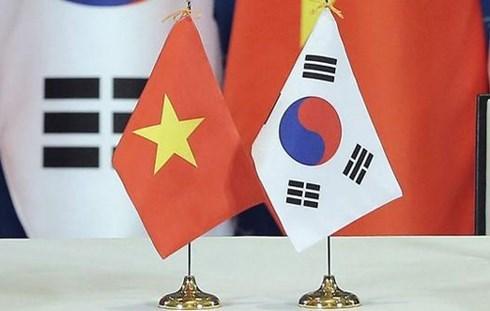 Ký kết chương trình thực hiện mục tiêu kim ngạch 100 tỷ giữa Việt Nam-Hàn Quốc