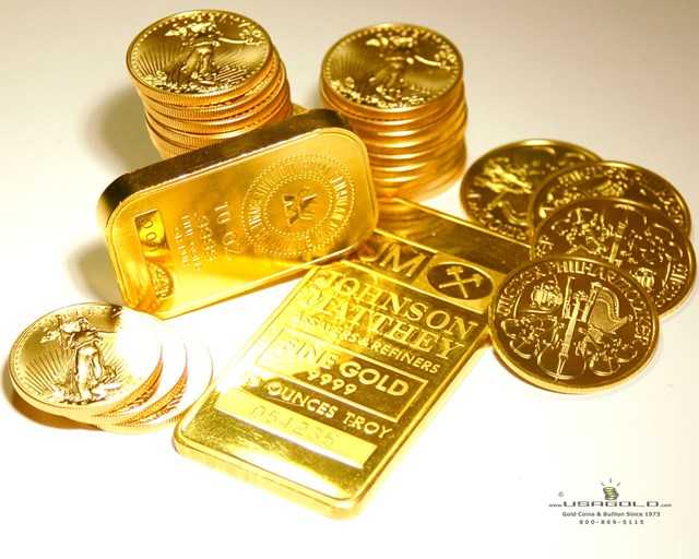 Giá vàng, tỷ giá 6/12/2018: Vàng thế giới tăng, trong nước giảm