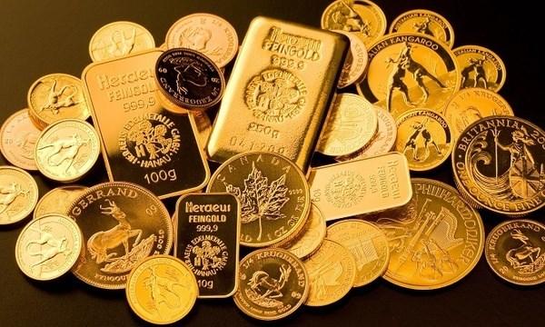 Giá vàng, tỷ giá 25/12/2018: Vàng tiếp tục tăng
