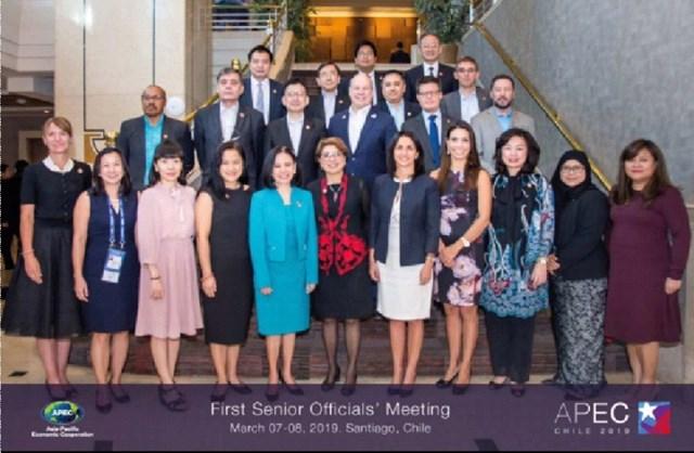 Hội nghị Quan chức cao cấp APEC lần thứ nhất năm 2019 (SOM 1)