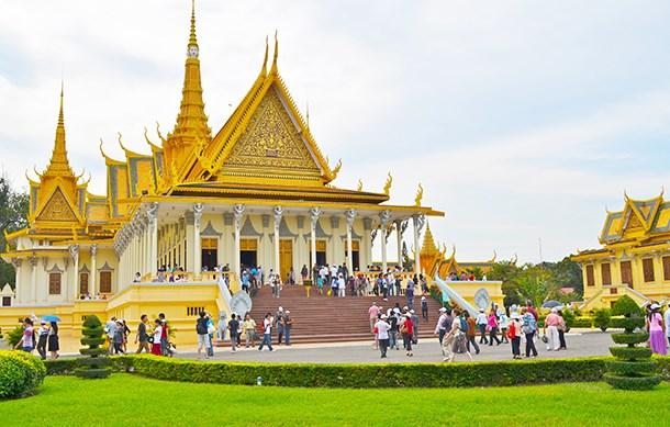Xuất khẩu sang Campuchia 2 tháng đầu năm 2019 tăng trưởng tốt