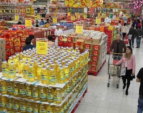 Cung cầu bảo đảm, thị trường hàng hóa trong nước duy trì ổn định