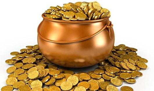 Giá vàng ngày 12/4/2019 giảm mạnh sau 4 phiên tăng liên tiếp