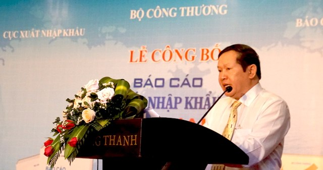 Lễ công bố Báo cáo Xuất nhập khẩu Việt Nam 2018