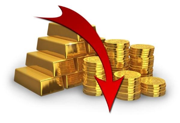 Giá vàng ngày 24/4/2019 tiếp tục xu hướng giảm mạnh