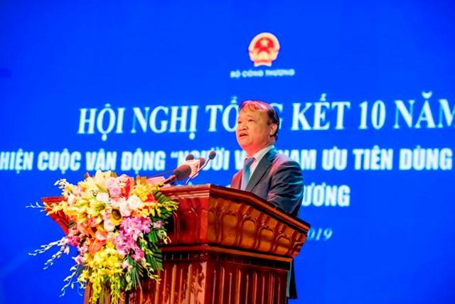 """Cuộc vận động """"Người VN ưu tiên dùng hàng VN"""": Khơi sức sáng tạo của người Việt"""