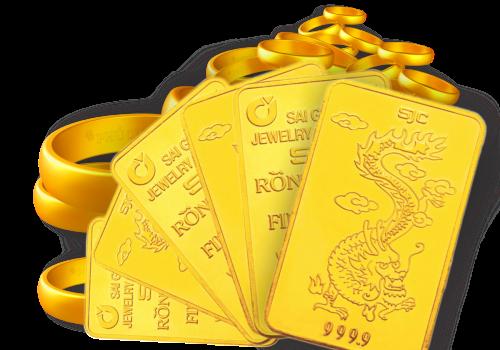 Giá vàng 4/6/2019 tăng rất mạnh lên sát mức 37 triệu đ/lượng