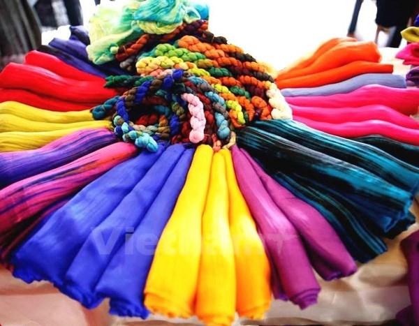 15-17/7: Hội chợ Quốc tế Lụa Ấn Độ lần thứ 7 và Gặp gỡ người mua và bán