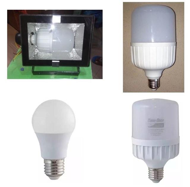 Doanh nghiệp Nigeria cần nhập khẩu bóng đèn điện Led