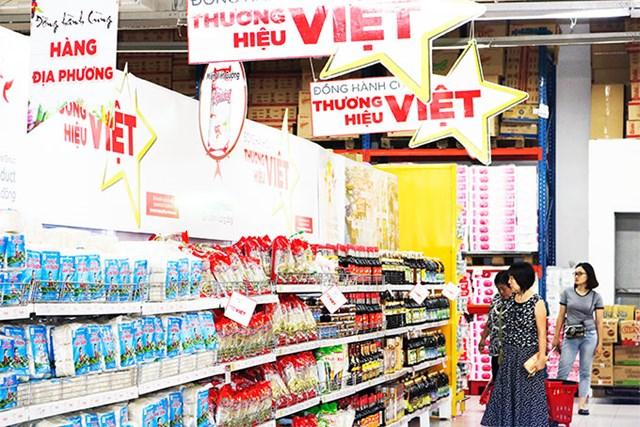 Đề án tổ chức các hoạt động xúc tiến thương mại phát triển thị trường trong nước