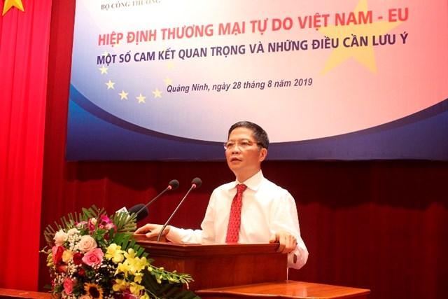 EVFTA: Hướng tới hệ thống chính quyền và cộng đồng DN tại địa phương