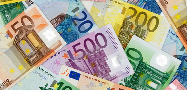 Tỷ giá Euro ngày 29/8/2019 giảm ở hầu hết các ngân hàng