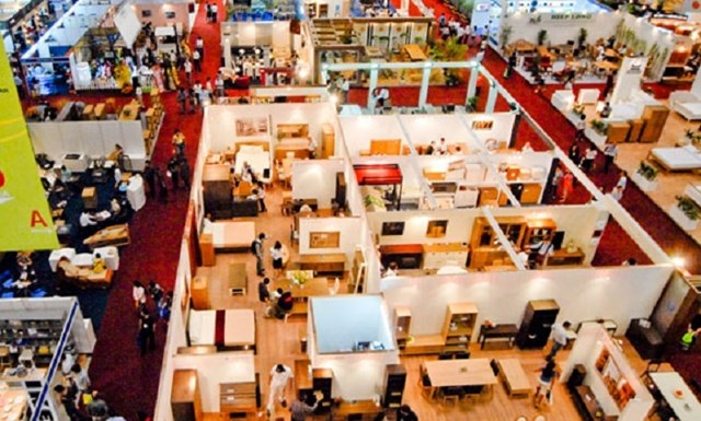 27/11 - 30/11: Hội chợ nội thất quốc tế Việt Nam - Viff tại TP. Hồ Chí Minh