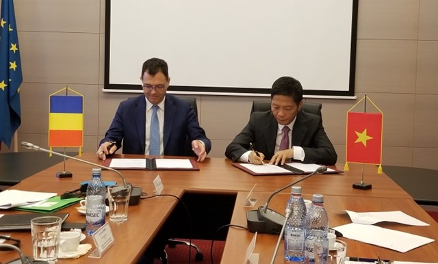 Khóa họp thứ 16 Ủy ban hỗn hợp Việt Nam – Rumani về hợp tác kinh tế