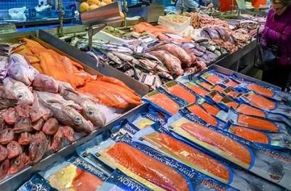Xuất khẩu thủy sản: Chật vật về đích