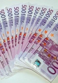 Tỷ giá Euro ngày 21/10/2019 biến động giảm ở một vài ngân hàng
