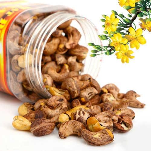 Xuất khẩu hạt điều tăng về lượng nhưng giảm kim ngạch