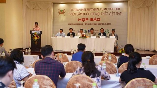 27/11 - 30/11/2019: Triển lãm nội thất quốc tế VIFF 2019 tại Hồ Chí Minh