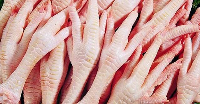Công ty Algeria tìm nhà nhập khẩu chân gà
