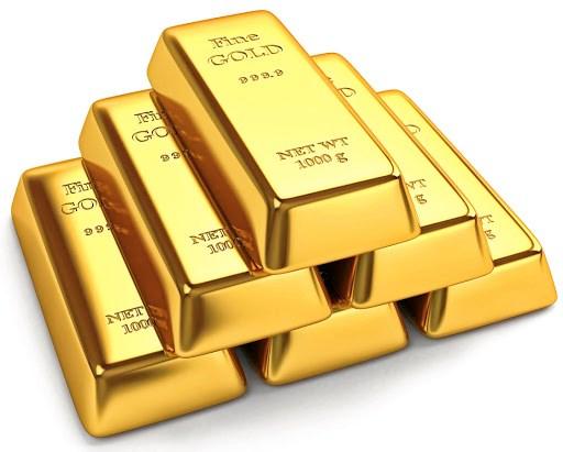 Giá vàng tuần tới ngày 19/1/2020 giảm so với tuần trước đó
