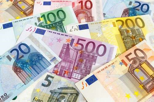 Tỷ giá Euro ngày 18/3/2020 giảm mạnh trên toàn hệ thống ngân hàng