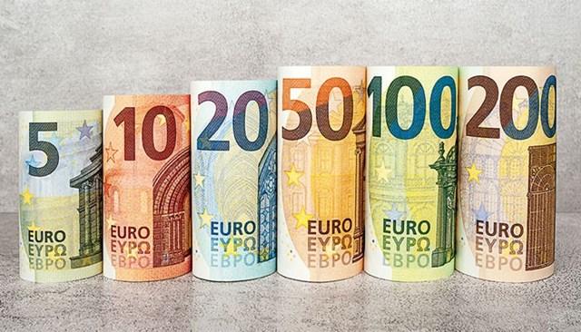 Tỷ giá Euro ngày 26/3/2020 tăng trên toàn hệ thống ngân hàng